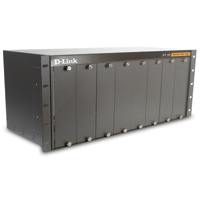 8 Slot RPSU Open Chassis for DPS-200/DPS-500