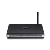 ADSL2/2+ Modem with Wireless Router