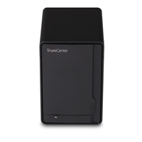 ShareCenter 2-Bay Network Storage with 1TB (DNS-320-110)