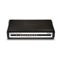 DSS-8E 8 Port 10/100 Desktop Switch