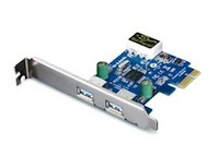 2-Port USB 3.0 PCI Express Card