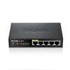5-Port 10/100 Metal Switch with 1 PoE Port (DES-1005P)